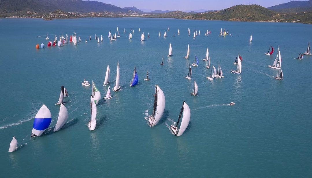 Airlie Beach Race Week Still Going Ahead