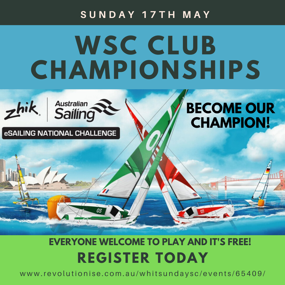 e-Sail National Challenge – WSC Club Championship