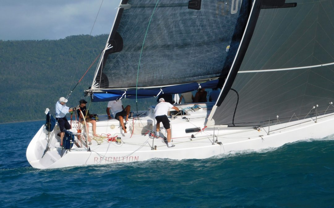 Covid Safe Sailing at Whitsunday Sailing Club