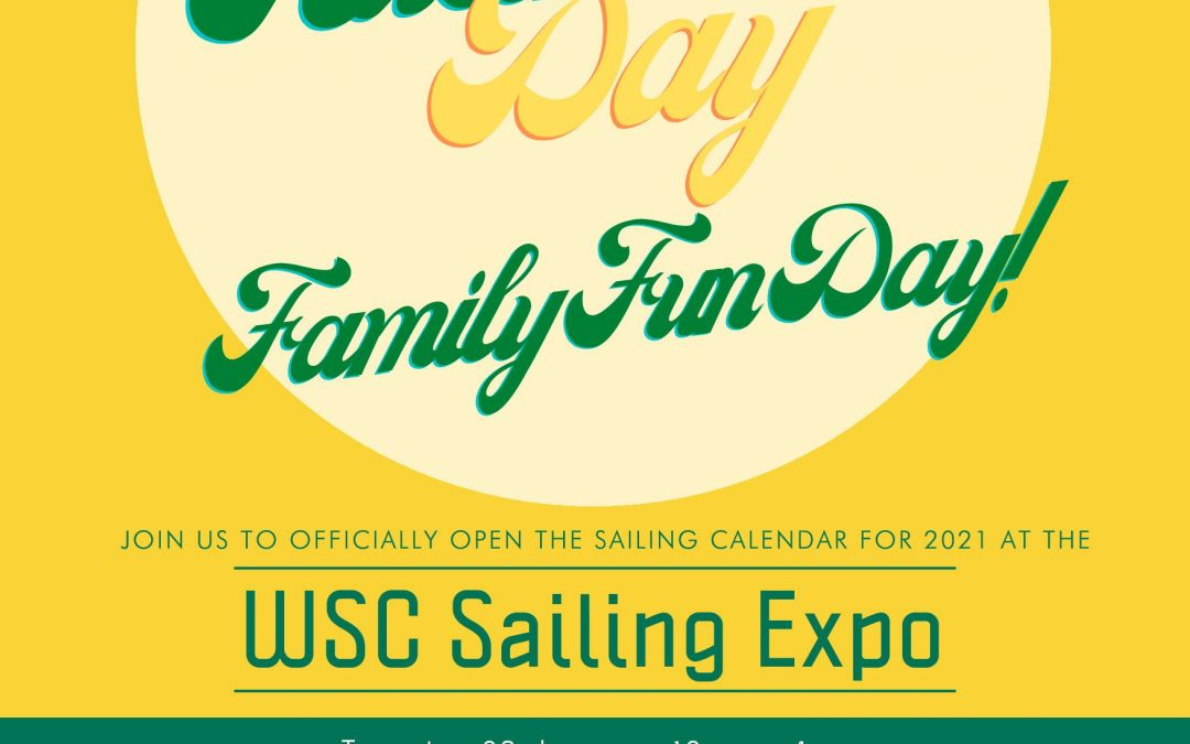 Opening Day and WSC Sailing Expo – 26 January