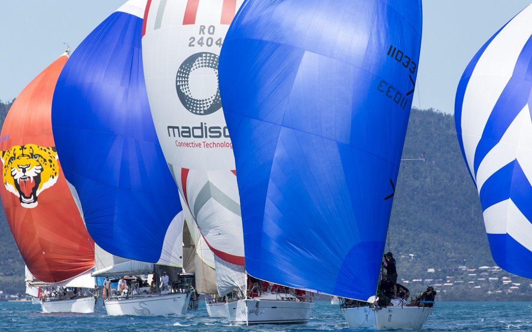 Airlie Beach Race Week 2021 entries open